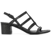 Sandalen mit Riemen, 50mm