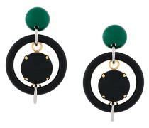Ohrringe mit geometrischem Design