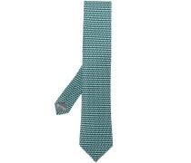 Krawatte mit Monogramm