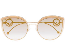 'F Is Fendi' Cat-Eye-Sonnenbrille