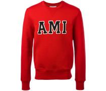 """Sweatshirt mit """"Ami""""-Patch"""