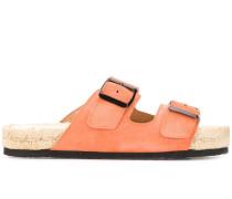 'Nordic' Sandalen mit Schnallen