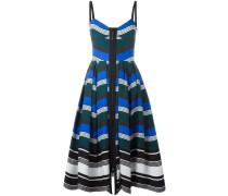 - Kleid mit Wellen-Print - women