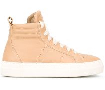 High-Top-Sneakers mit dicker Sohle
