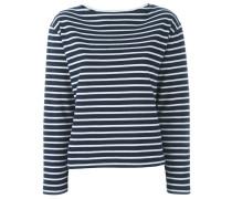 Gestreiftes 'Adrien' Langarmshirt