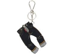 Schlüsselanhänger mit Jeans-Motiv
