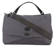 Handtasche mit Wellenmuster