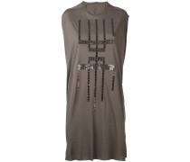 Kleid mit Paillettenmotiv