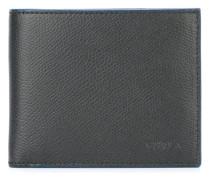 Klassisches Portemonnaie - men - Leder/Viskose