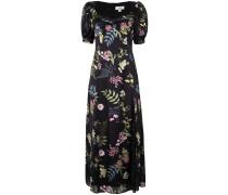 'Eloise' Kleid mit Blumen-Print