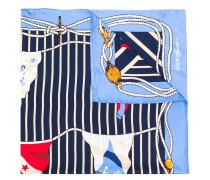 nautical motif scarf