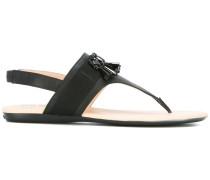 'Valencia' Sandalen - women - Leder/rubber - 39