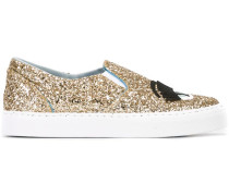 'Flirting' Slip-On-Sneakers - women
