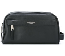 zipped medium wash bag