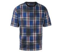 Kariertes T-Shirt