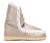 'Eskimo 24' Stiefel mit MetallicEffekt