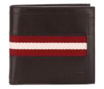 Portemonnaie mit Kontraststreifen