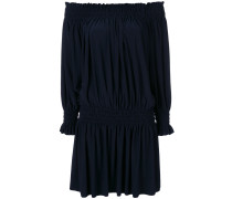 'Peasant' Kleid - women - Polyester/Elastan - S