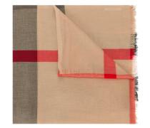 Schal mit Karo-Print