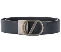Z logo buckle belt