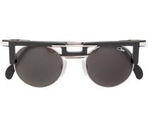 double nose bridge sunglasses