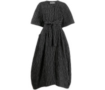 Gestreiftes 'No. 1' Kleid