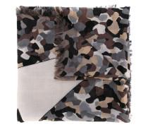 "Schal mit ""Bag Bugs""-Detail - men - Seide/Wolle"