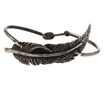 'The Feather Solstice' Armband