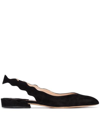 'Laurena' Slingback-Ballerinas