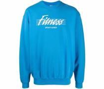 80s Fitness Crew Sweatshirt