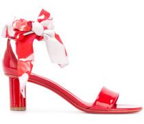 ribbon detail sandals