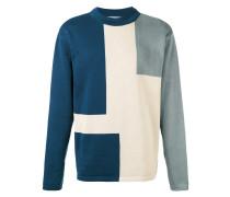 - Pullover in Colour-Block-Optik - men