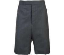 Shorts mit Logo-Etikett