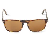 Sonnenbrille mit Schildplattoptik