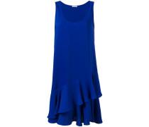 - Kleid mit Volants - women - Polyester - M