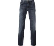 Schmale Jeans - men - Baumwolle/Elastan - 44