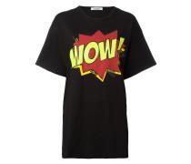 "- T-Shirt mit ""Wow""-Print - women"