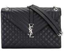 'Monogram' shoulder bag - women - Leder