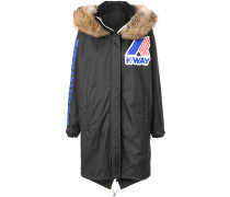 x K-Way wind breaker coat