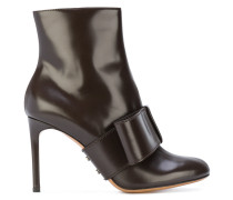Garavani ankle boots with bow detailing
