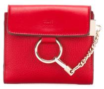 - Faye square wallet - women - Kalbsleder
