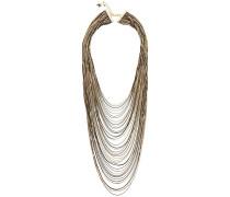 Mehrlagige Halskette