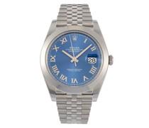 2020s ungetragene 'Datejust' Armbanduhr, 41mm