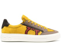 Gancini Sneakers in Colour-Block-Optik