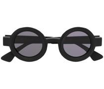 Runde Sonnenbrille im Retro-Look