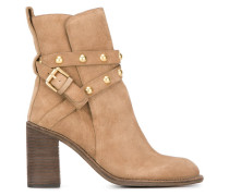 'Janis' high boots
