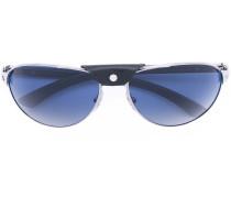 Sonnenbrille mit Stegklappe