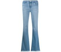 'Sallie' Jeans mit weitem Bein