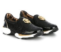 - Slip-On-Sneakers mit Print - kids