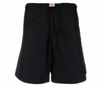 Shorts mit Kontrasteinsätzen